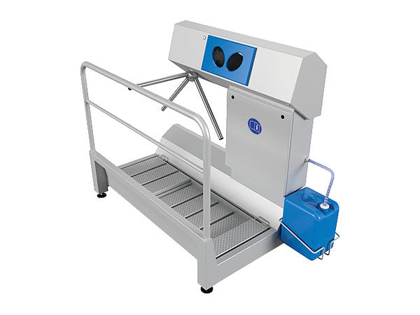 DZD-HDT Hygiene Station (Sole & Hand Disinfection)