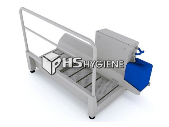 Industrial Sole Disinfection Machine