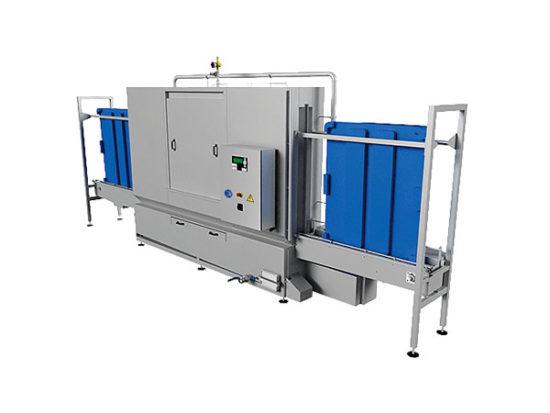 industrial pallet washing machine