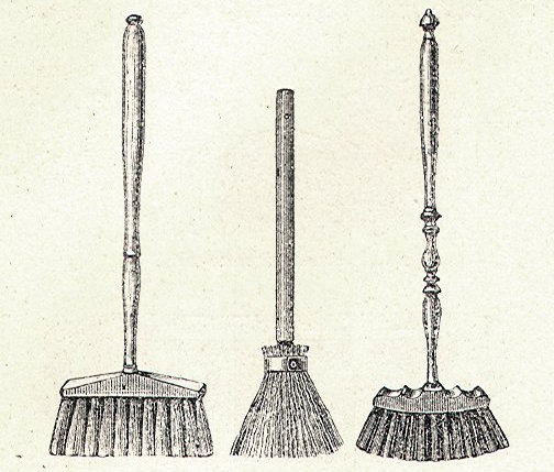 the history of brooms phs hygiene