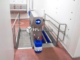 COMBI Double Unit (Sole Cleaning & Disinfection)