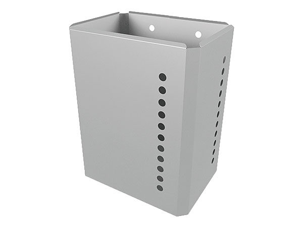 Solid-wall Paper Waste Basket
