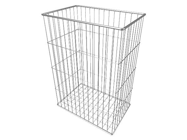 Wire Paper Waste Basket