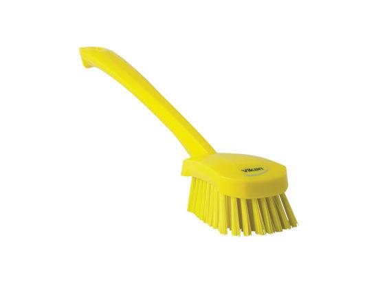 long handle scrubbing brush phs hygiene. Black Bedroom Furniture Sets. Home Design Ideas